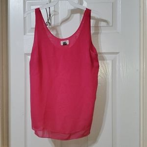 Size small old navy pink top